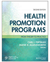 Health Promotion Programs textbook
