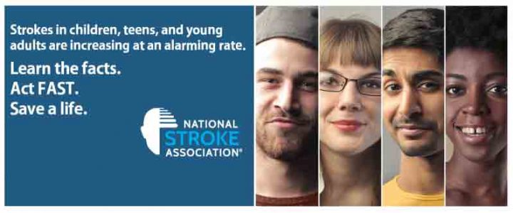 May is National Stroke Month