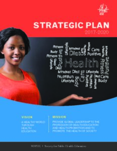SOPHE's 2017-2020 Strategic Plan