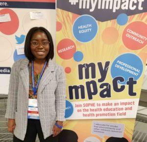 Deanie Anyangwe #myimpact