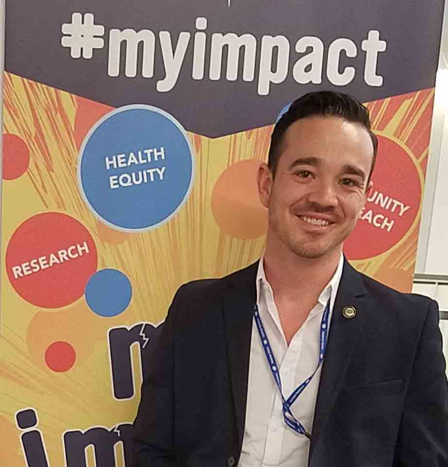 Mark Johnson #myimpact