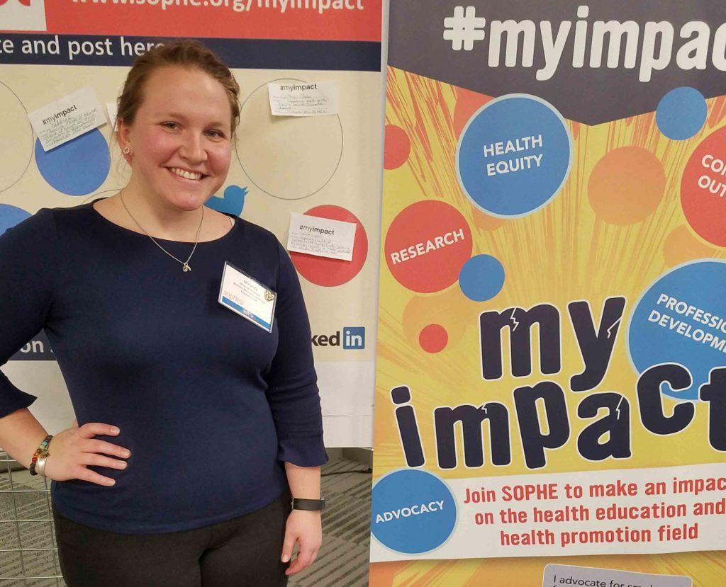 Miranda McDowell #myimpact