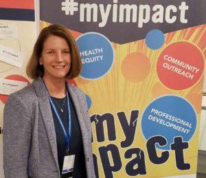 Sandy Bulmer #myimpact