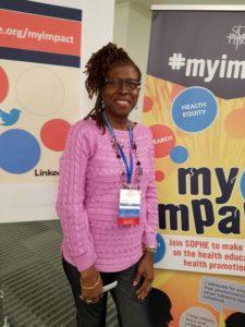Cynthia Baker #myimpact