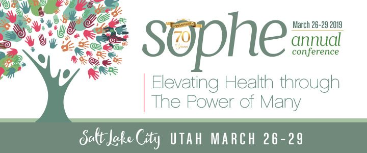 SOPHE 2019 logo