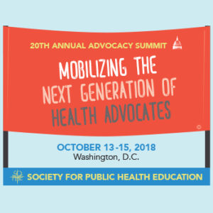 Advocacy Summit 2018 feature logo