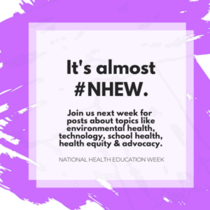 It's almost #NHEW