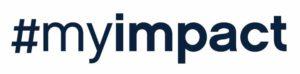 #myimpact logo blue