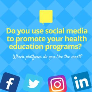 school social media
