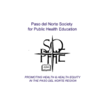 Paso del Norte SOPHE Chapter logo