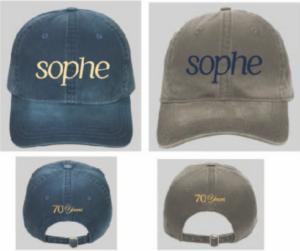 SOPHE hats