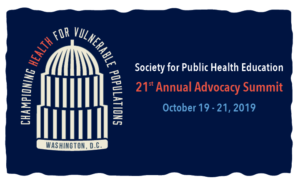 Advocacy Summit 2019 logo
