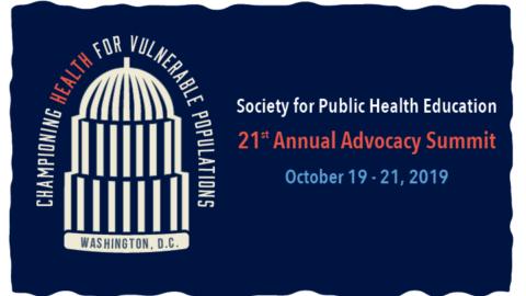 Advocacy Summit 2019 logo
