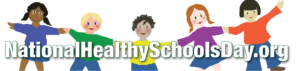 National Healthy Schools Day logo