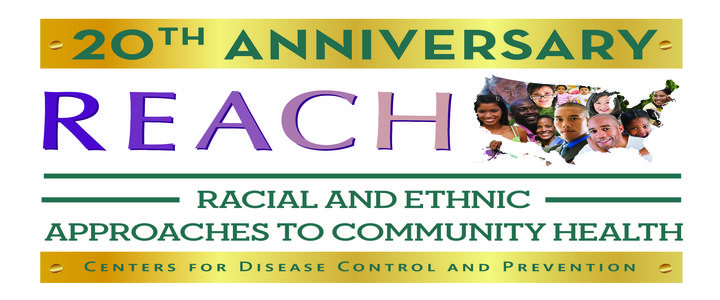 REACH 20th Year Anniversary Logo