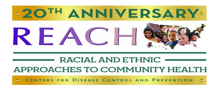 REACH 20th Year Anniversary Logo