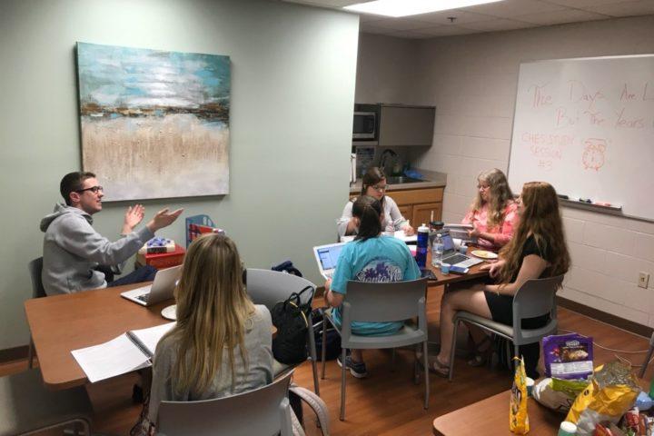 University of Florida study session