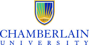 Chamberlain University logo