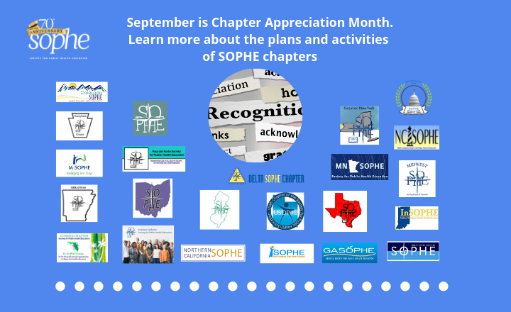 Chapter Appreciation Month
