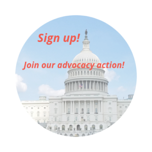 Join Advocacy Action team