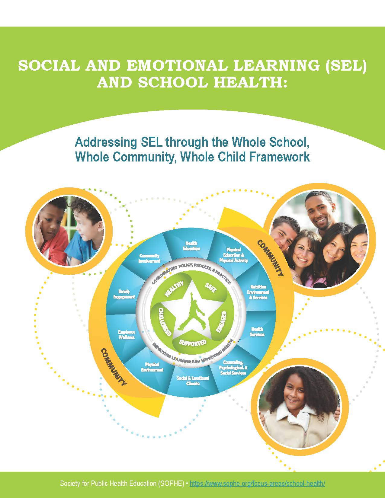 SOPHE's social and emotional learning and school health guide