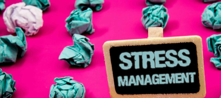 stress management photo