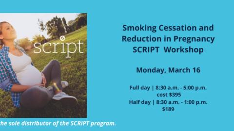 SCRIPT workshop March 16 2020