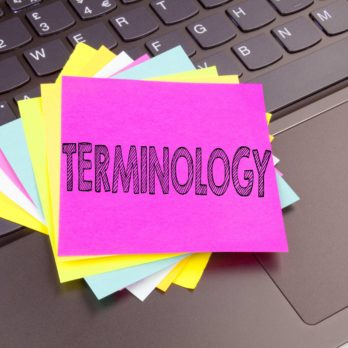 terminology image