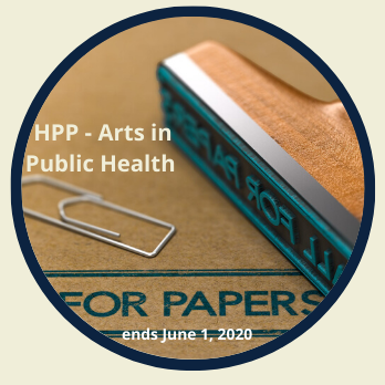HPP Arts Call for papers