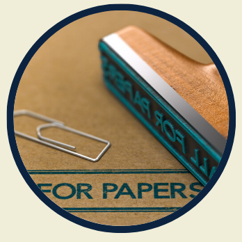 call for papers button