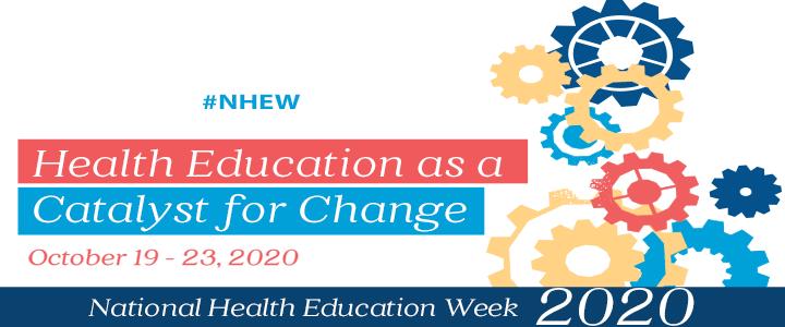 NHEW 2020 logo