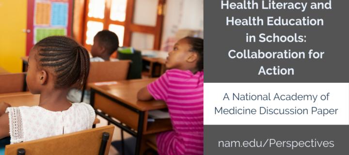 health ed discussion paper picture