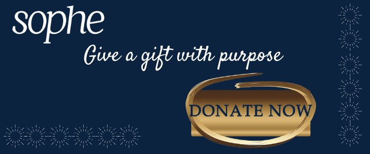 Give a gift with purpose