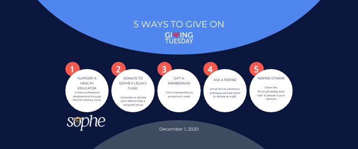 5 ways to give on Giving Tuesday