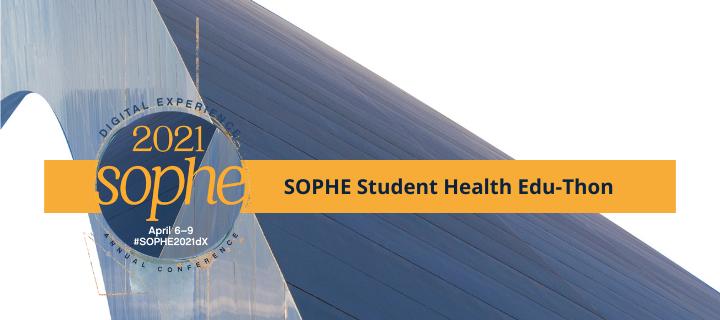 SOPHE student health edu-thon