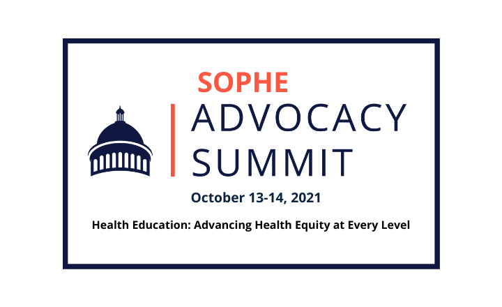 Advocacy Summit 21 HE Advancing Health Equity at Every Level