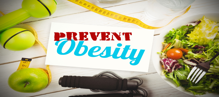 prevent obesity nutrition and exercise