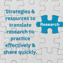 research into practice