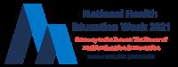 National Health Education Week logo