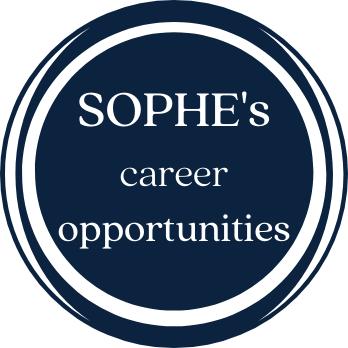 SOPHE career opportunities